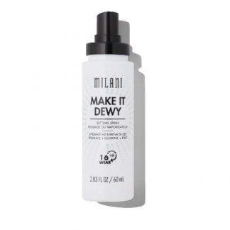 Milani Make It Dewy 3-In-1 Setting Spray - Hydrate + Illuminate + Set