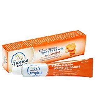 Tropical Essence Lightening Cream 50g Carrot