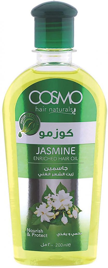Cosmo Enriched Hair Oil Jasmine