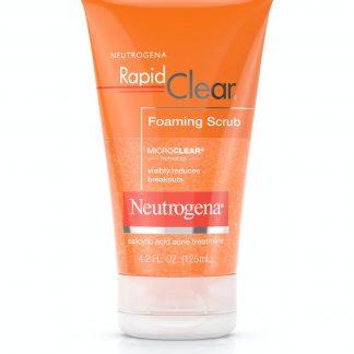 Neutrogena Rapid Clear Scrub 125ml