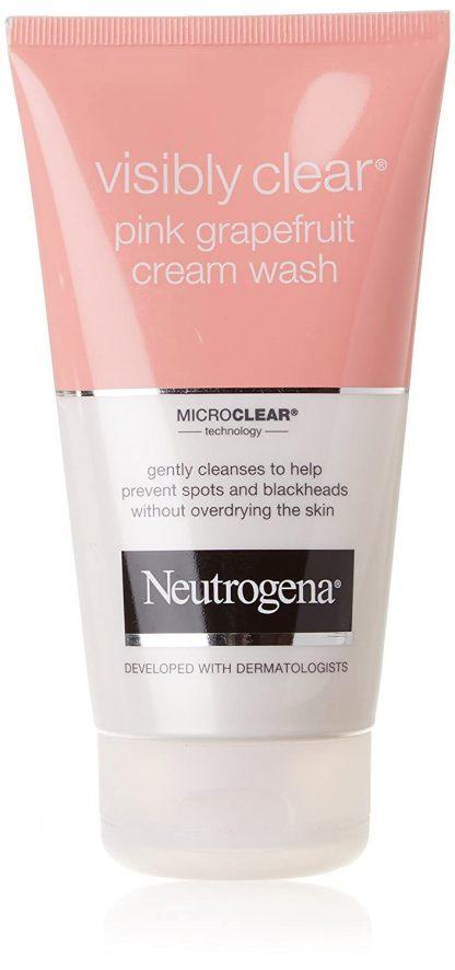 Neutrogena Pink Grape Fruit Wash 150ml
