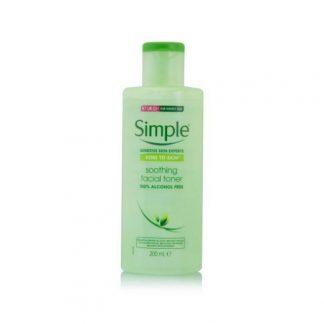 Simple Facial Wash 150ml