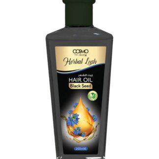 Cosmo Herbal Lush Hair Oil Black Seed