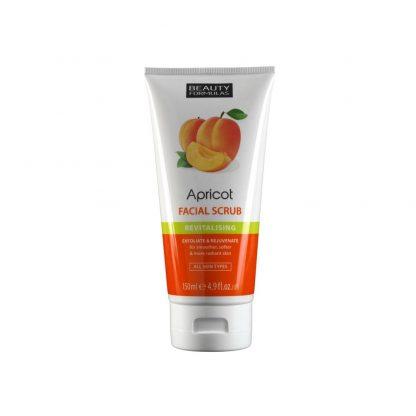 Beauty Formulas Apricot Facial Scrub
